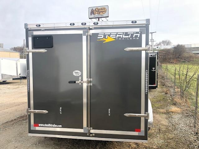 2020 Stealth Mustang 7X14 7K GVWR Cargo Trailer $4300
