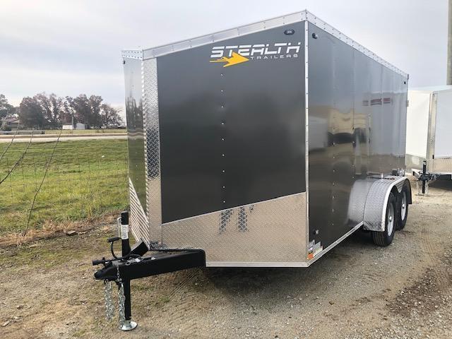 2020 Stealth Mustang 7X14 7K GVWR Cargo Trailer $4200