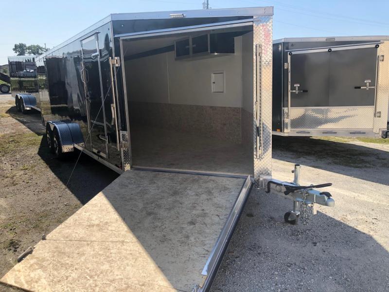 2020 Discovery Aerolite 7x27 7K GVWR Snowmobile Trailer  $9165