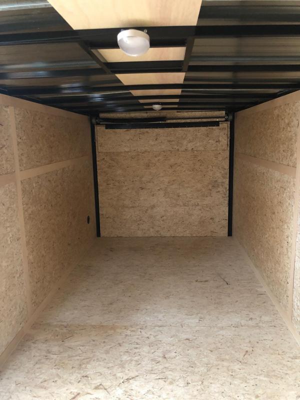 2020 Discovery Rover ET 7X16 7K GVWR Cargo Trailer  $4300