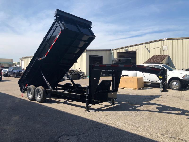 """2020 Quality Steel CJ 83""""X16' 14K GVWR Dump Trailer  $8800"""