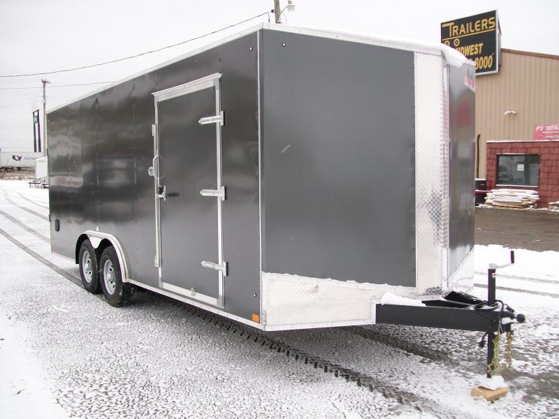 2020 Discovery Challenger ET 8.5X20 7K GVWR Enclosed Car Trailer $5475