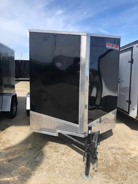 2020 Discovery Rover ET 6X12 Single Axle Trailer $2800