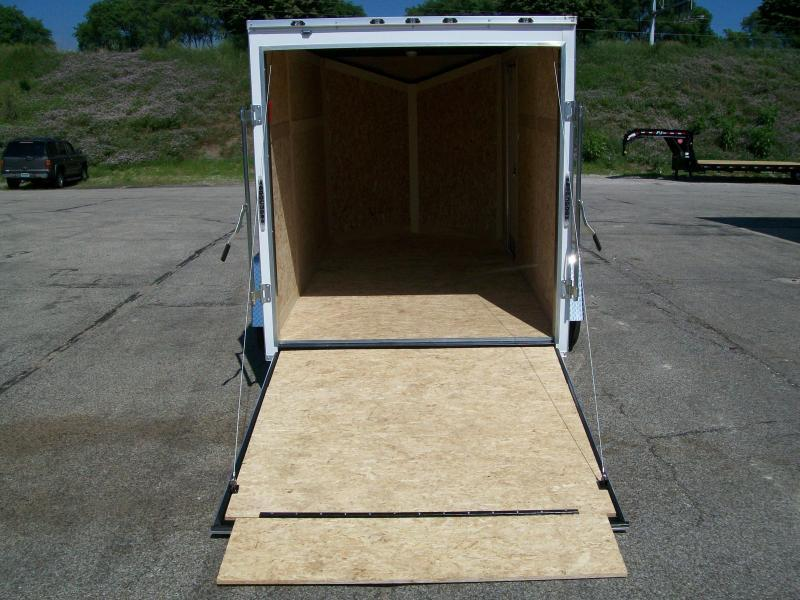 2020 Stealth Mustang 6X14 Single Axle Trailer $3150