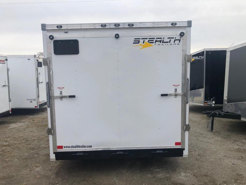2020 Stealth Mustang 7X14 7K GVWR Cargo Trailer $4300
