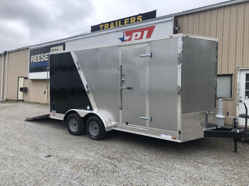 2021 Continental V-Series 7X16 7K GVWR Enclosed Cargo Trailer $5100