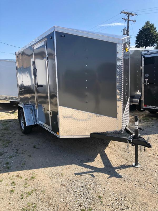 2020 Stealth Mustang 6X10 Single Axle Trailer $2700