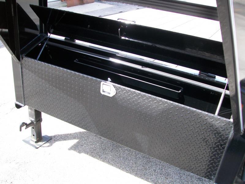 2020 PJ LS 102' X 25' 15680 GVWR Flatbed Deckover Trailer $7495