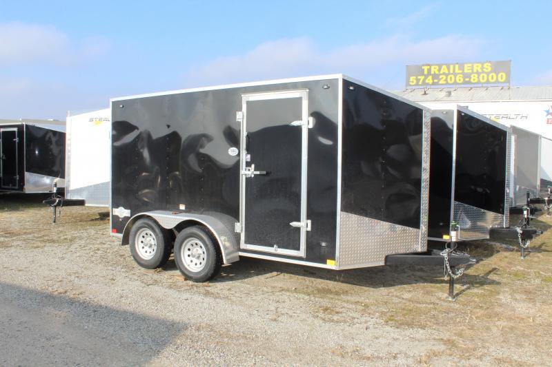 2020 Discovery Rover ET 6X12 7K GVWR Enclosed Cargo Trailer $3750