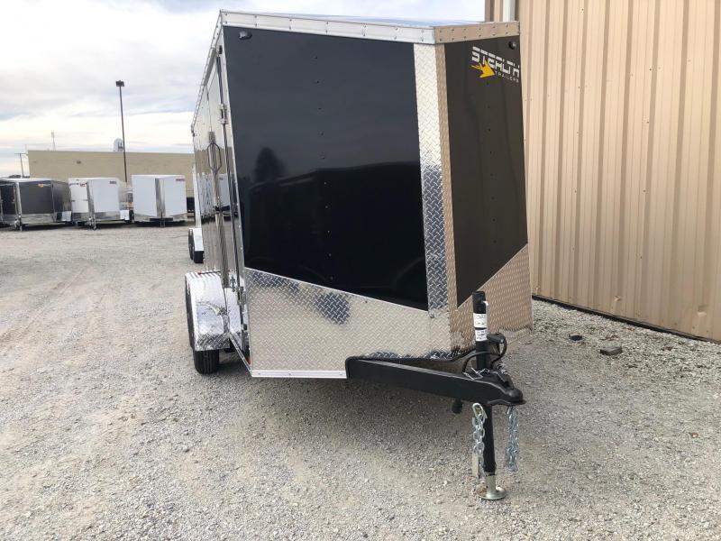 2020 Stealth Mustang 6X12 7K GVWR Cargo Trailer  $3750