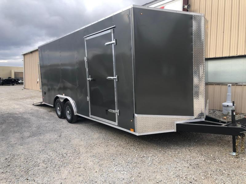 2020 Discovery Challenger ET 8.5X20 10K GVWR Enclosed Trailer $6405