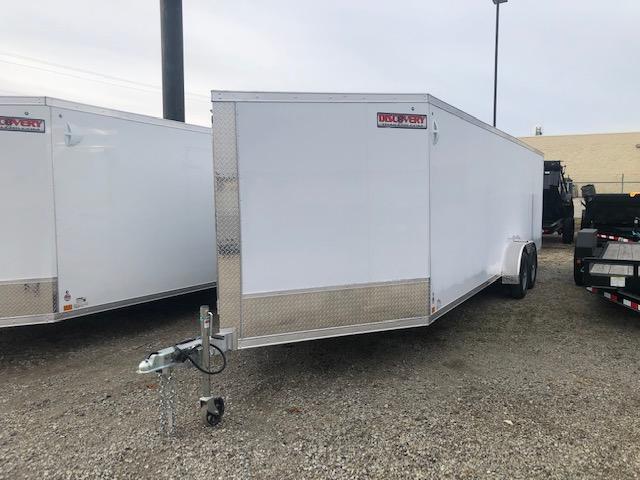 2020 Discovery Aerolite 7X29 7K GVWR Snowmobile Trailer $7600
