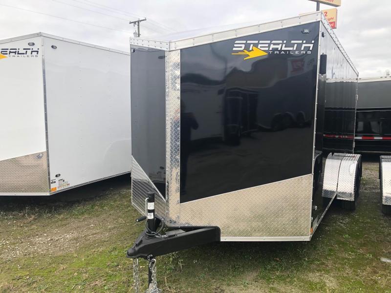2020 Stealth Titan 7X16 7K GVWR Trailer $5075