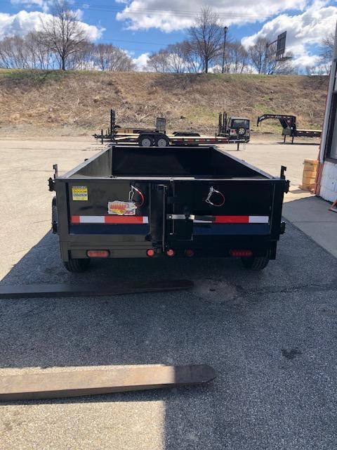 2020 Quality Steel 5X10 7K GVWR Dump Trailer $4050