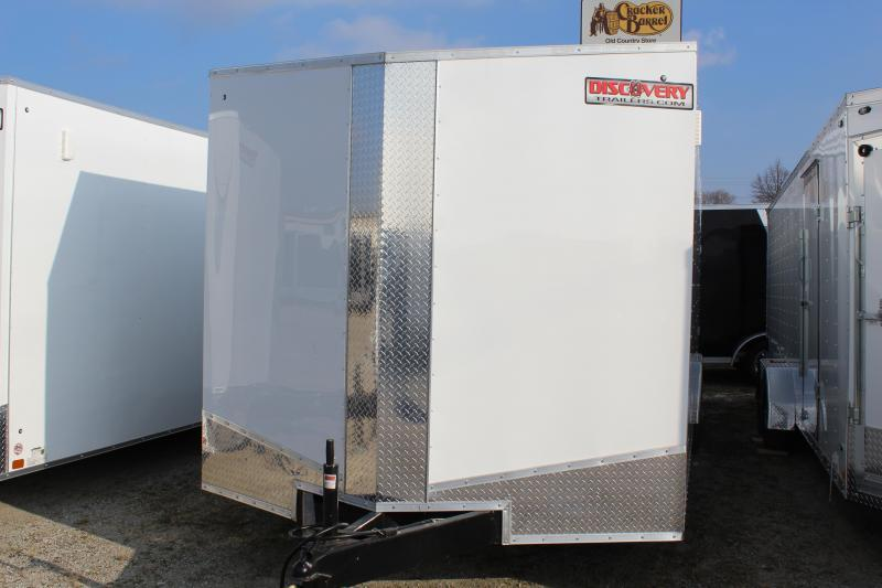 2021 Discovery Challenger ET 8.5X20 10K GVWR Enclosed Trailer $6600
