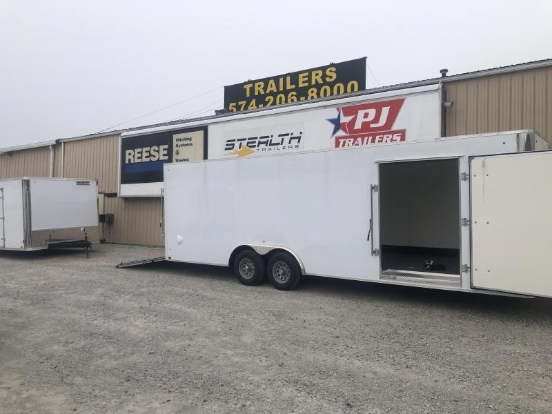 2020 Discovery Trailers Challenger ET 8.5x24 10K Enclosed Car Hauler Car / Racing Trailer