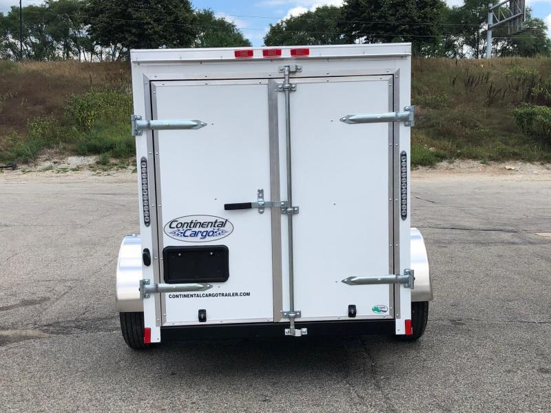 2020 Continental Cargo V-Series 5x8 Cargo Trailer $1995