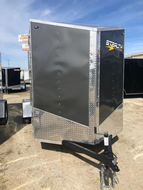 2020 Stealth Mustang 6X12 Single Axle Cargo Trailer $2850