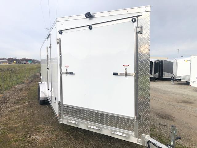 2020 Discovery Aerolite 7X27 7K GVWR Snowmobile Trailer $7400