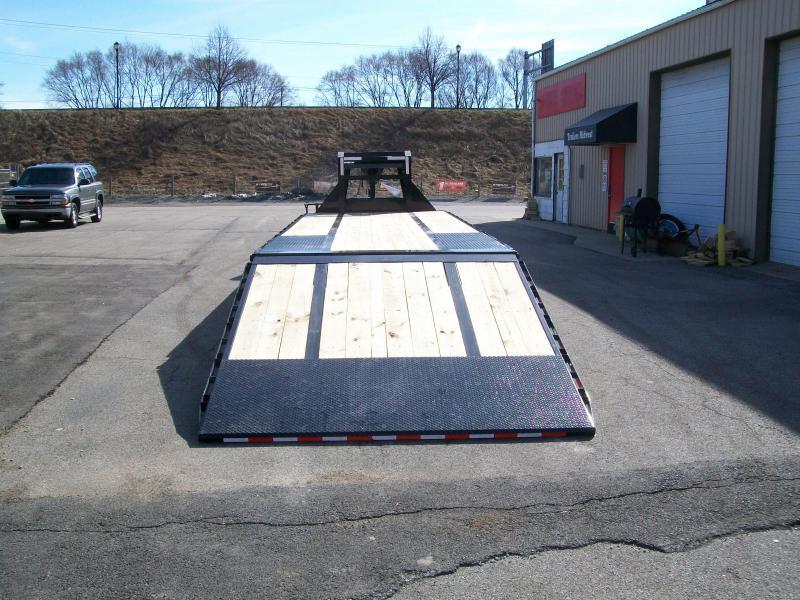 "2020 PJ LY 102"" x 34' 25K GVWR Deck Over Trailer $13976"