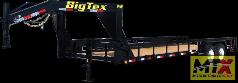 2019 Big Tex 14GP-24 Equipment Trailer