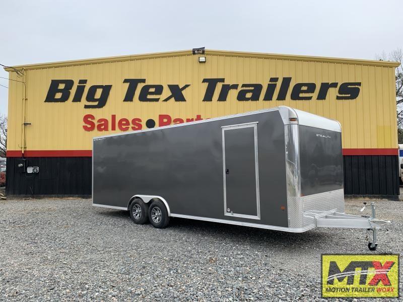 8x24 Stealth Car Hauler