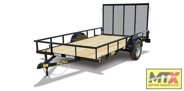 2020 Big Tex 6x14 35ES w/ 4' Tailgate