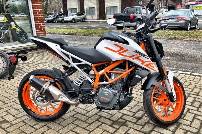 2020 KTM 390 Duke