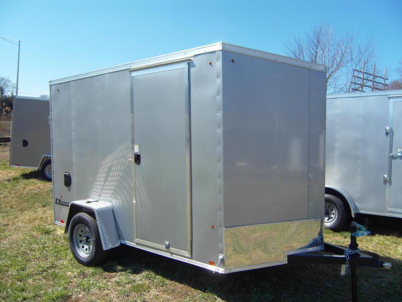 2021 Cargo Express EX 6X10SI2 DLX Enclosed Cargo Trailer