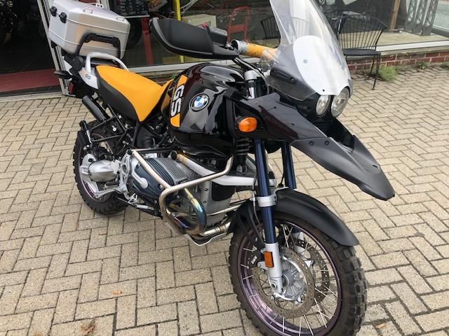 2004 BMW ADVENTURE ABS Motorcycle