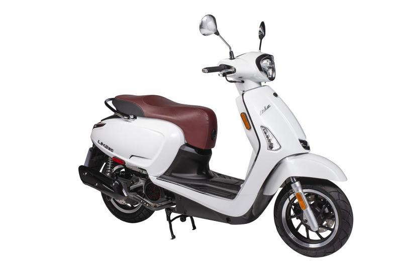 2019 Kymco Like 50i Scooter