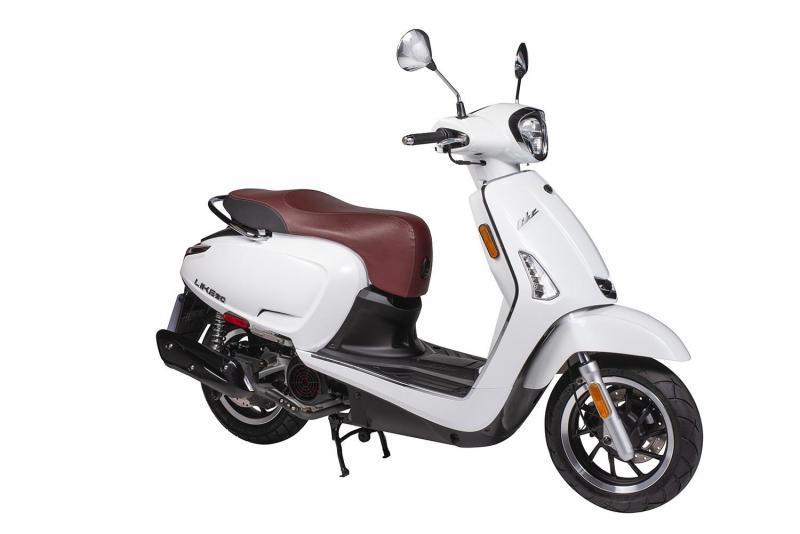 2019 Kymco Like 50i Scooter
