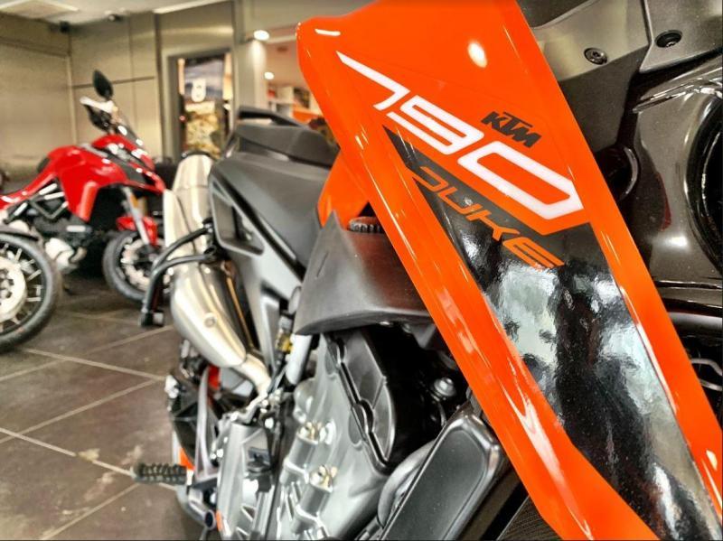 2020 KTM 790 Duke