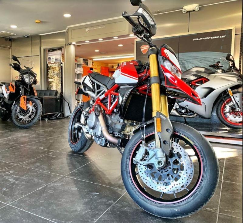 2020 Ducati Hypermotard 950 SP