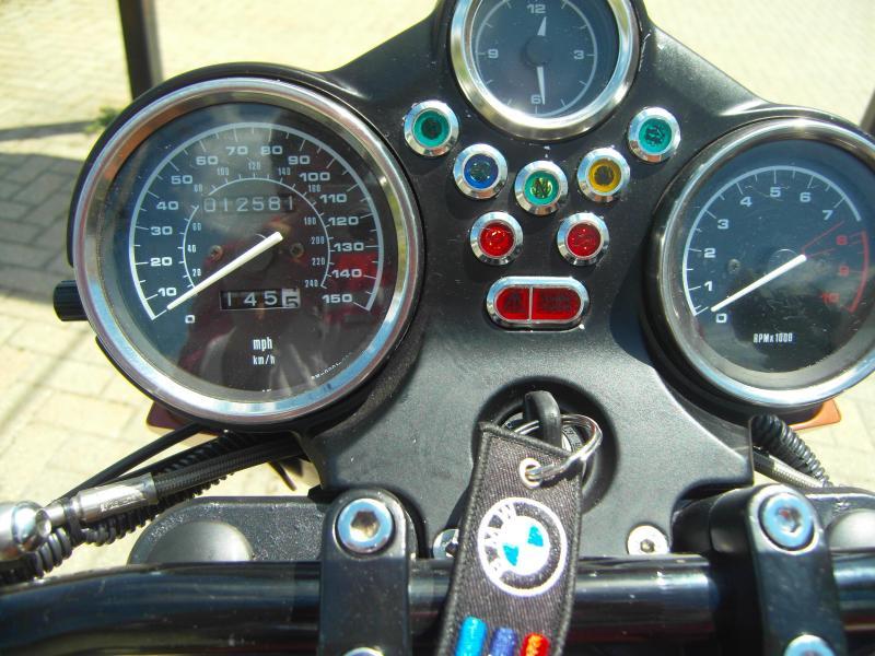 2004 BMW R1150R Custom - Unique!