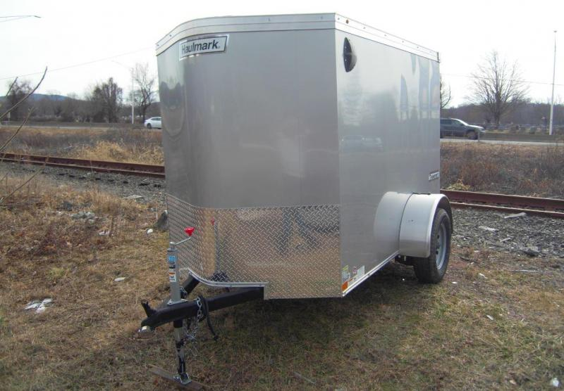 2019 Haulmark TSV58S2 Enclosed Cargo Trailer