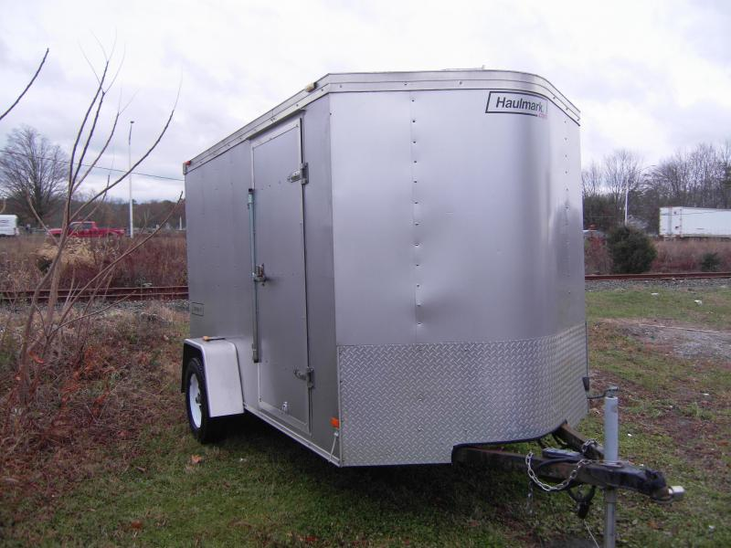 2007 Haulmark TSV6X10DS2 Trailer
