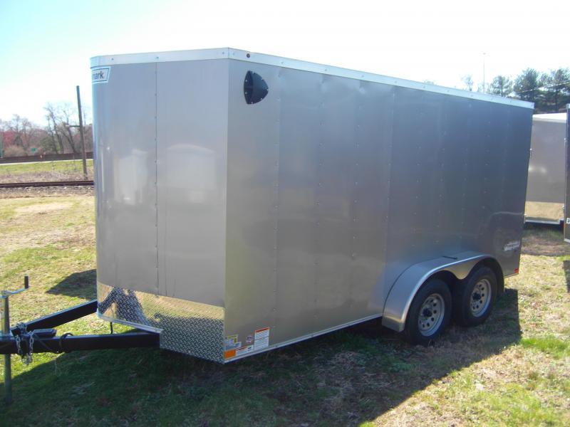 2020 Haulmark PP714T2 Enclosed Cargo Trailer