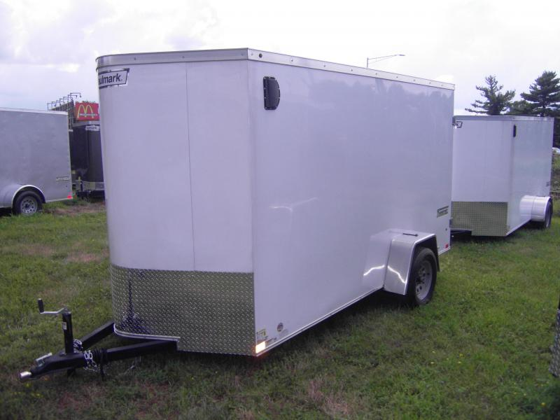 NEW Haulmark TSV612S2 Enclosed Cargo Trailer