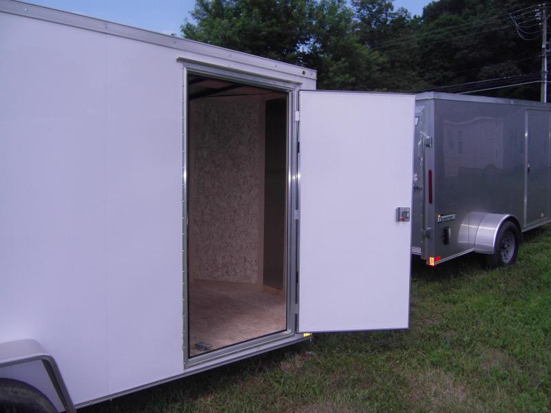 NEW Haulmark TSV612S2 Enclosed Cargo Trailer