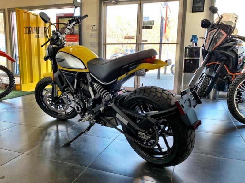 2020 Ducati Scrambler Icon