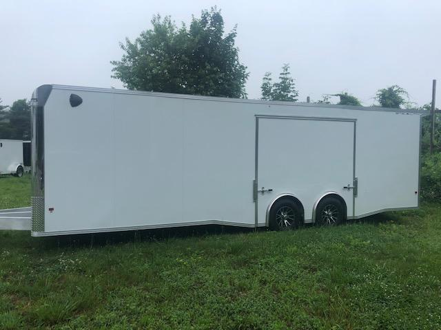 2019 Alcom Stealth UNIQUE 8X28 Car / Racing Trailer