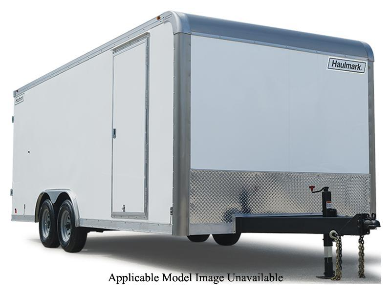 2020 Haulmark GRIZZLY85X2OT3 Enclosed Cargo Trailer