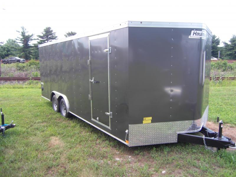 NEW Haulmark PP8520T2 Enclosed Trailer