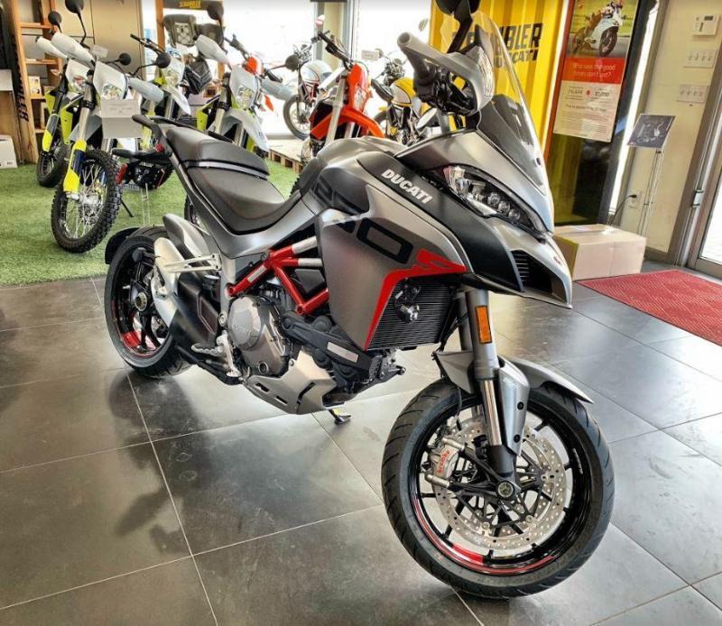 2020 Ducati Multistrada 1260 GT