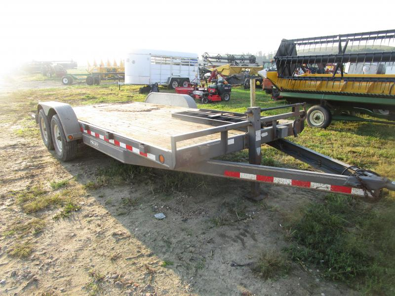 2009 PJ Trailers 18x6 Car / Racing Trailer