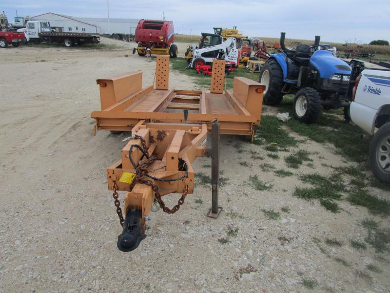 1978 Ditch Witch T8 Equipment Trailer