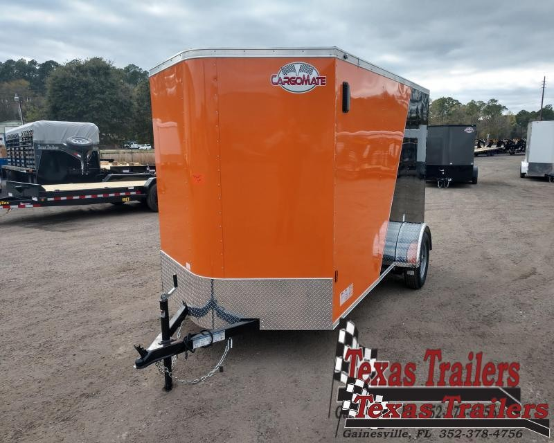 2020 Cargo Mate GANS612SA Enclosed Cargo Trailer