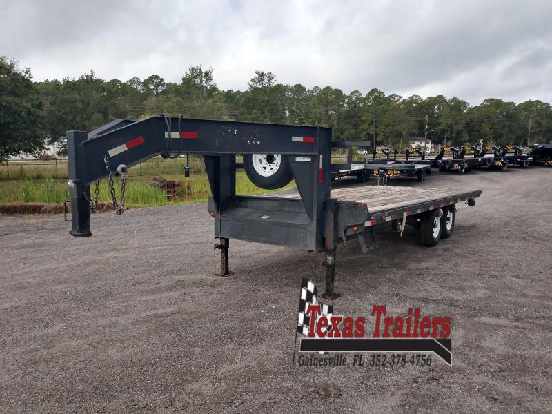 2000 Imperial 20' FLATBED Flatbed Trailer