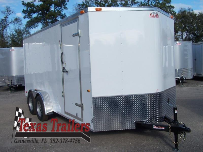 GANS716TA2 CARGO MATE 7 X 16 ENCLOSED CARGO TRAILER